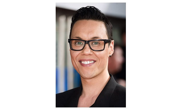 picture of Gok wan, leading UK Chinese celebrity